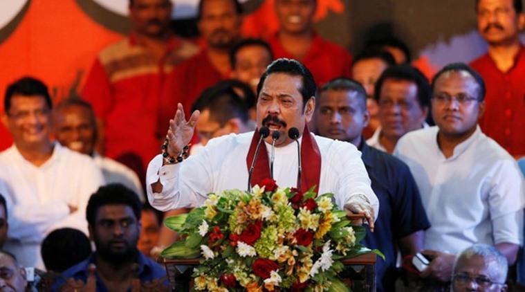 श्रीलंकाली संसद कमेडी स्टेजजस्तै, बलपूर्वक हटाउन खोजे प्रतिवाद : राजापाक्षे