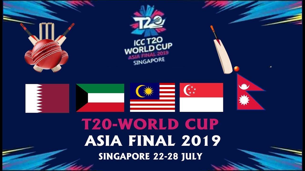 पहिलो दिन सिंगापुर र मलेसिया विजयी, नेपालको खेल भोली कतारसँग