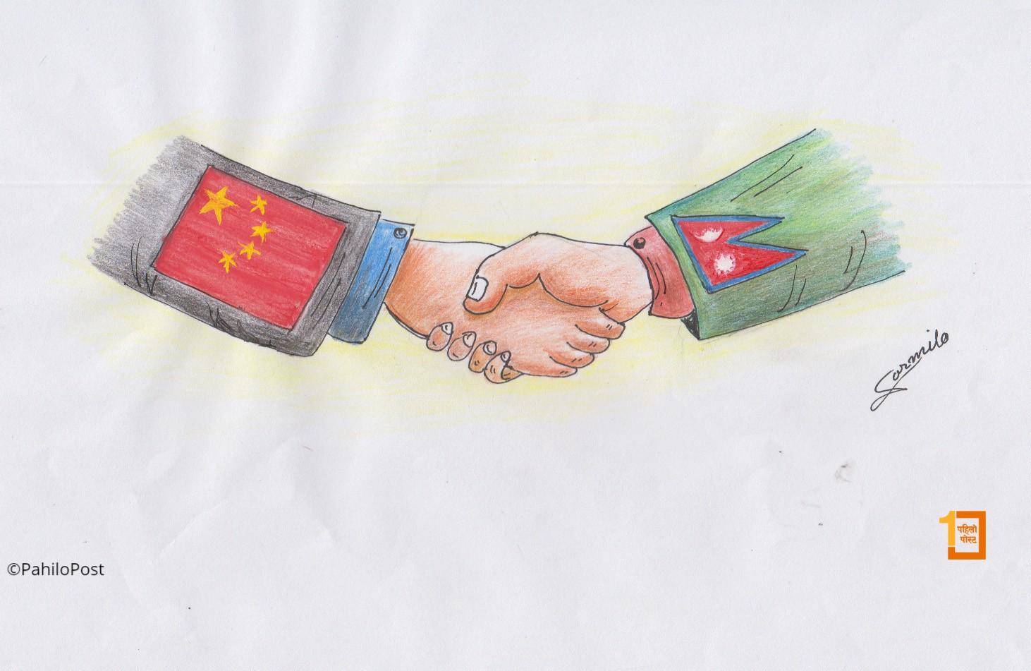 नेपाल–चीनबीच ऊर्जा संयन्त्रको बैठक सुरूः यी हुन् छलफलका विषय