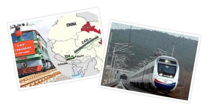 चीन - नेपाल रेलबाट जोड्ने योजना पुग्यो कता?