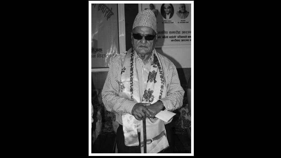 रहेनन् नेपाली भाषाका धरोहर, अस्पताल लैजाने क्रममा पोखरेलको निधन