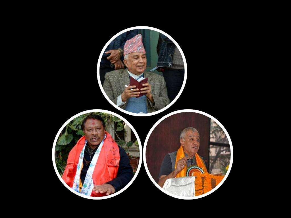 देउवा इतरका कांग्रेसका तीन शीर्ष नेता जिल्ला दौडाहामा: पौडेल र सिंह पूर्वतिर, महामन्त्री कोइराला पश्चिमतिर