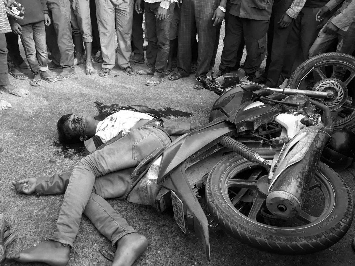 मलेसियाबाट फर्किएको ८ दिनमै सवारी दुर्घटनामा परी एक युवकको मृत्यु