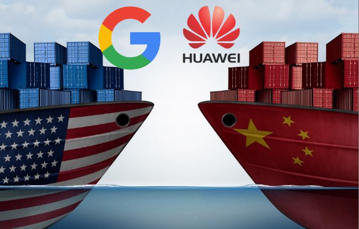 अमेरिका चीन व्यापार युद्ध: गुगलद्वारा हुवावेको स्मार्टफोन सेवामा कटौती, युटयुब र गुगल म्यापमा असर पर्ने
