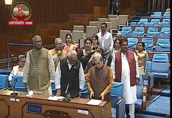 राजपाको अवरोधका कारण संसद आज पनि स्थगित, लाल आयोगको प्रतिवेदन सार्वजनिक नगर्दासम्म संसद चल्न नदिने अडान